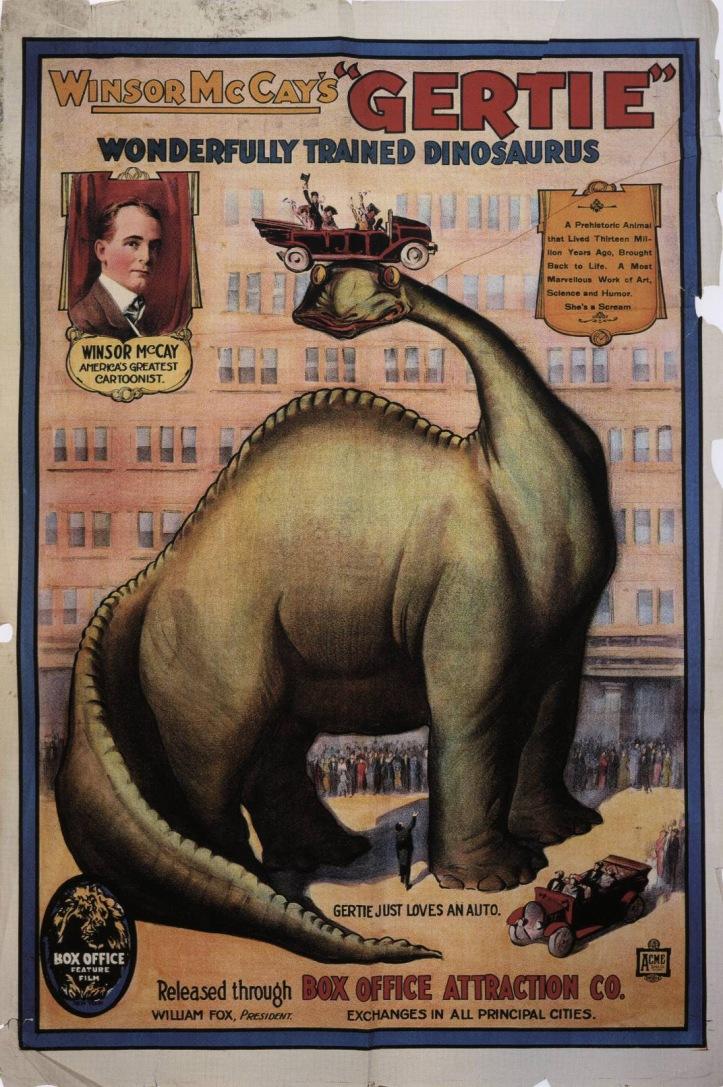Winsor McCay cartoonist