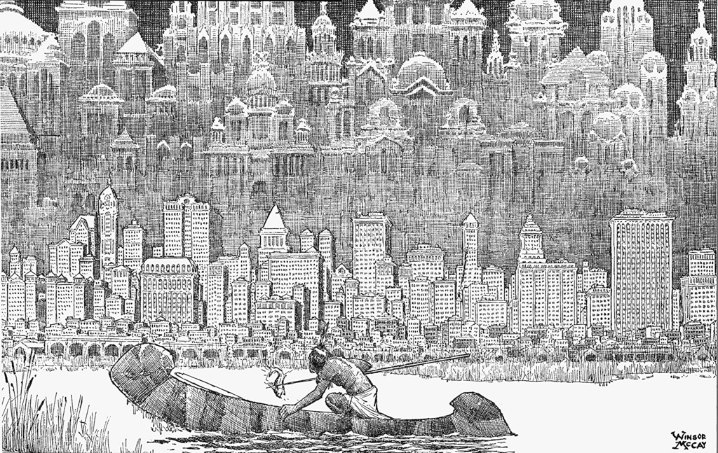 Classic early age animators/cartoonists – Winsor McCay