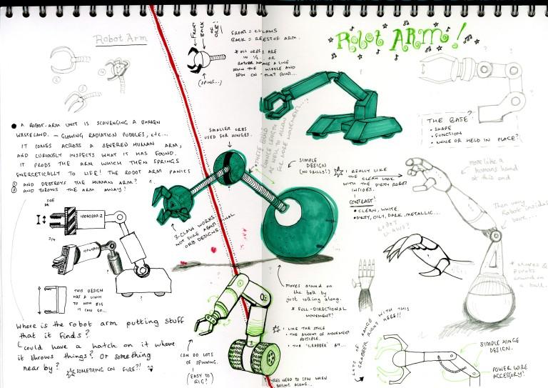robot arm final