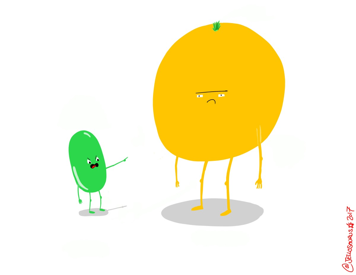 Fruit characters – designs/development work