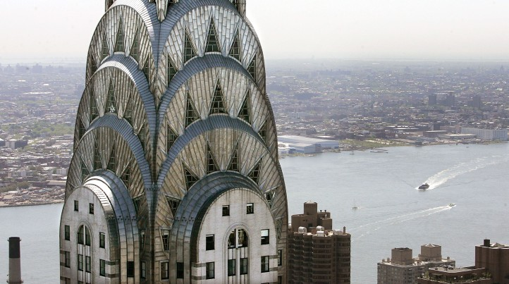 Chrysler Building Celebrates 75th Anniversary