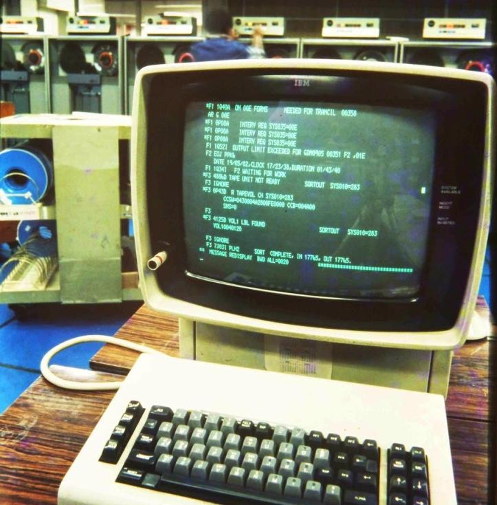 Terminal IBM 3278
